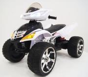 Квадроцикл RiverToys Е005КХ (белый)