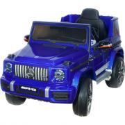 Детский электромобиль Toyland Mercedes Benz G 63 Big синий