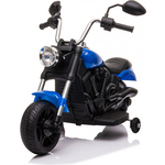 Электромотоцикл Jiajia с надувными колесами - 8740015-Blue