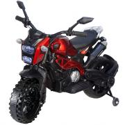 Детский электромотоцикл Toyland Moto Sport YEG2763 красный