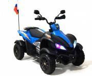 Квадроцикл RiverToys Р333РР синий