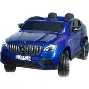 Детский электромобиль Toyland Mercedes Benz GLC 2.0 синий