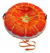 Тюбинг Митек Сочный апельсин, 110 см