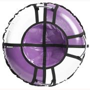 Тюбинг Hubster Sport Pro фиолетовый-серый (80 см)