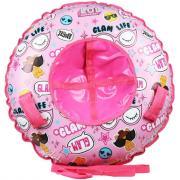 Тюбинг 1Toy LOL надувные сани (материал глянцевый пвх) 85 см Т16410