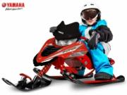 Снегокат Snow Moto YAMAHA Viper SNOW BIKE (красный)