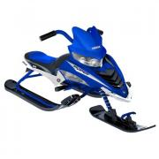 Снегокат Yamaha Viper Snow Bike синий