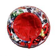 Тюбинг MARVEL Мстители надувные сани (материал глянцевый пвх) 100 см Т59057