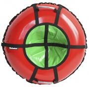 Тюбинг Hubster Ринг Pro красный-зелёный