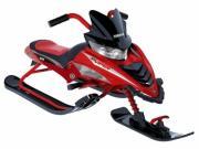 Снегокат Yamaha Viper Snow Bike, красный