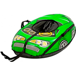 Тюбинг RT МАШИНКА Best Racer зеленая (6931)