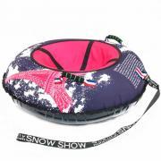 Тюбинг Snow Show X-line Paris