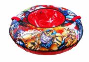 Тюбинг Nika Kids Marvel Мстители D-100 см TA-100/1