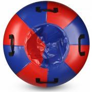 Санки-ватрушка Мега SM-245 (синий-красный) (Диаметр, см: 105)