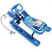 Снегокат Тимка Спорт 1 Rabbit (синий каркас)