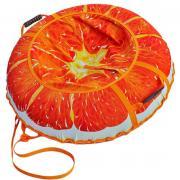 Тюбинг Сочный апельсин 110 см