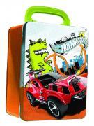 Портативный кейс Mattel Hot Wheels HWCC2 Orange