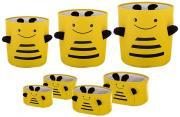 Набор из 7-ми корзин для игрушек Lefard A164360