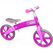 Беговел Y-Volution 100197 Y-VELO Balance bike розовый