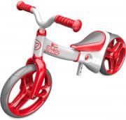 YVolution Беговел двухколесный Velo Twista с двойным регулируемым колесом