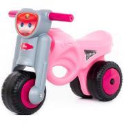 Каталка-мотоцикл Coloma Y Pastor 48233_PLS Мини-мото розовая