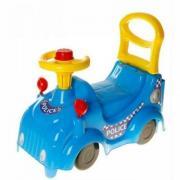 Автомобиль-каталка ZebraToys Полиция