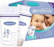 Lansinoh Пакеты для заморозки молока 50 шт.