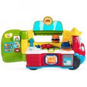 Говорящая игрушка Chicco ''Фургон-кухня'' (рус/англ) 00007416000180