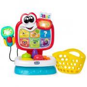 Говорящая игрушка Chicco Baby Market (рус/англ) с 18мес. 00009605000180