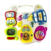 """Развивающая игрушка для малышей Mommy Love """"Игровой центр"""" WD3629"""