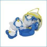Набор детских игрушек для ванны Maman Пингвинята RB11 [RB-11]