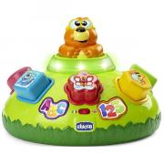 Говорящая игрушка Chicco ''Крот'' (рус/англ) с 10мес. 00007710000180