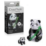 3D Головоломка Две панды