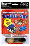 "Магнитная игра ""English Spy"" (SP_ABC) ISBN 4897030664113."