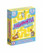 Настольная игра Дрофа-Медиа Лабиринты 3-5 лет 3566