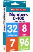 Flash Cards: Numbers 0 - 100 ISBN 978-1-338-23355-1.
