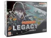 Настольная игра Stil-ZHizni Пандемия: Наследие 2, (черная коробка)