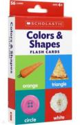 Flash Cards: Colors & Shapes ISBN 978-1-338-23360-5.