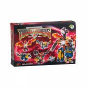 Конструктор Dragon Toys Страйп Трансформер-робот JH6909 (145 элементов)
