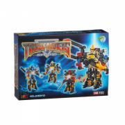 Конструктор Dragon Toys Страйп Трансформер-робот JH6910 (148 элементов)
