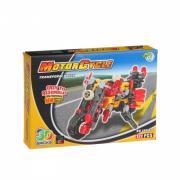 Конструктор Dragon Toys Страйп Мотоцикл JH6911 (121 элемент)