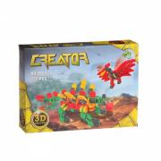 Конструктор Dragon Toys Страйп Динозавры JH6920 (212 элементов)