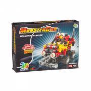Конструктор Dragon Toys Страйп Джип JH6912 (175 элементов)