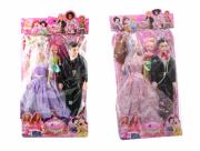 Кукла Shenzhen Toys Счастливая семья Д34182