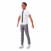 Кукла Mattel Barbie Кен Игра с модой FNH42