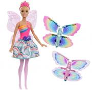 Barbie Кукла Фея с летающими крыльями