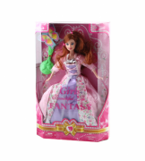 Кукла Shenzhen Toys Принцесса с аксессуарами Д34172 (9245A)