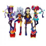 Кукла My Little Pony Equestria Girls Спорт Темномолнии, 22 см, B1772