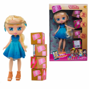 Кукла 1toy Boxy Girls Willa 20cm T15107