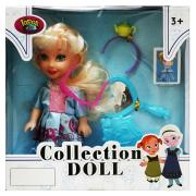 Кукла Город игр Collection Doll Виктория GI-6166